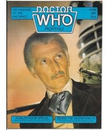 Doctor Who Monthly Comic Magazine #84 Peter Cushing Cover 1984 VERY FINE - $7.84