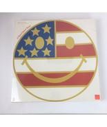 Smile America Circular Jigsaw Puzzle American Flag Eaton Treasure Collec... - $59.99