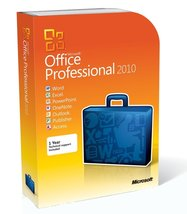 Microsoft office 2010 professional - $39.95