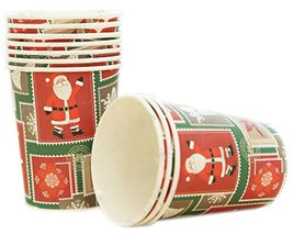 Blancho Bedding 20 Count 9-OZ(250 ML) Disposable Paper Cups Party Suppli... - $21.37