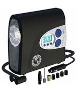Premium Air Compressor Tire Inflator, Portable 12V DC Electric Pump, Aut... - $56.43
