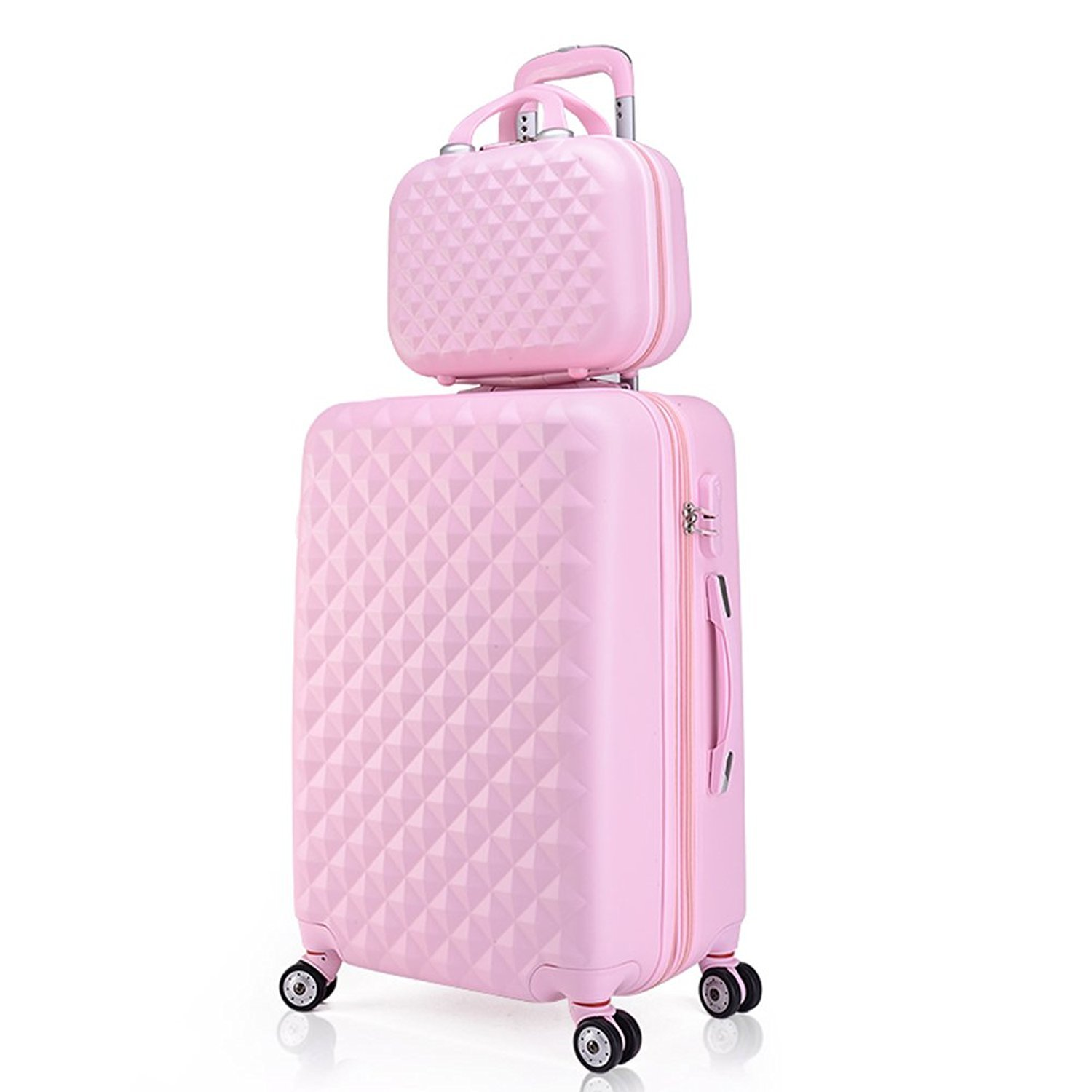 a4451bee247b Travelers Choice Travel Select Luggage Amsterdam Two-Piece Carry-On Luggage  Set