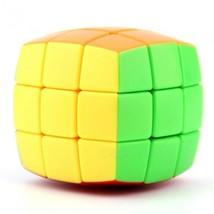 YongJun Mini Bread 3x3 Speed Cube Stickerless Magic Cube 3x3x3 Puzzles T... - $10.66