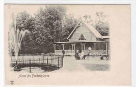 Hilsen Fra Frederikshavn Denmark 1905c postcard - $6.88