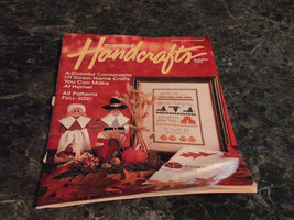 Country Handcrafts Magazine Autumn 1993 Belinda Bear - $2.99