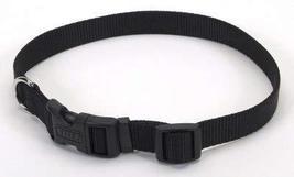 Tuff Nylon Adjustable Collar - 3/8 X 12 - Black - $9.41