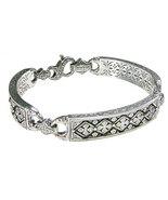 Gerochristo 6335 -  Solid Sterling Silver Medieval-Byzantine Bracelet  - $580.00
