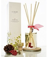 LOVSPA Joy Winterberry Spruce Luxury Reed Diffuser Oil Set | Wood Coaste... - $22.89