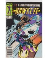Hawkeye #2 - $3.00