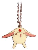 Tsubasa: White Mokona (Soel) Necklace Brand NEW! - $18.99