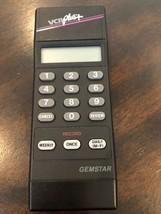 "Gemstar ""Vcrplus"" Remote - $11.75"