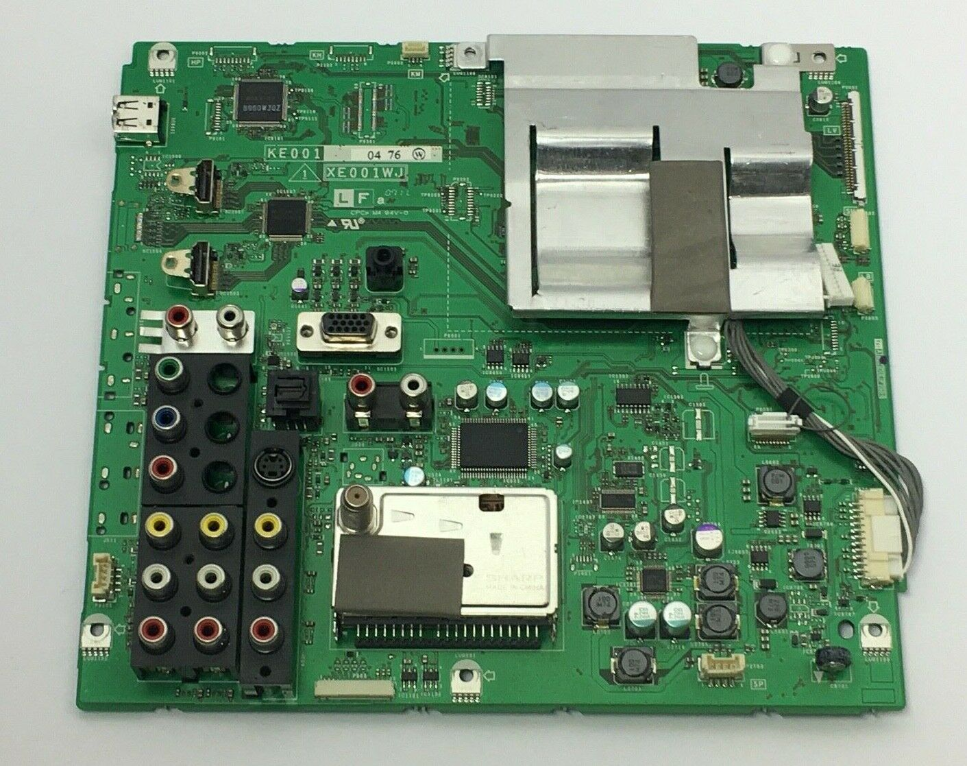 Primary image for SHARP MAINB BOARD KE001 XE001WJ, FREE SHIPPING