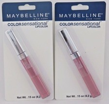 Maybelline ColorSensational Lip Gloss *Choose Your Color*Twin Pack* - $11.49