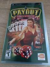 Sony PSP Payout: Poker & Casino image 1