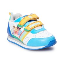 NWT Boys or Girls Daniel Tiger Sneakers Size 6 7 8 9 or 10 Toddler PBS Kids - $18.99+