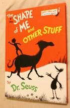 Vintage The Shape Of me & Other Stuff Book Dr Seuss Hardback 1973 - $8.90