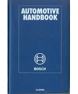 Automotive Handbook Bosch 2nd Ed. 1986 - $11.99