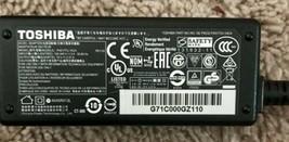 Toshiba Original Genuine   45W AC Power Adapter,PA5177U-1ACA - $14.00