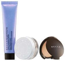 BECCA Prime Set & Glow Kit Skin Perfector Primer Set NIB - $17.88