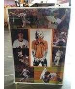 San Francisco Giants And Monroe Collage - $16.23