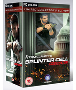 Tom Clancy`s Splinter Cell Conviction Collectors Edition PC  - $299.99