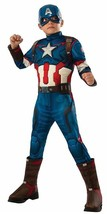 Rubie's Costume Avengers 2 Age of Ultron Child's Captain America Costume... - $28.49