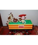 Toy Story 2 Jessie Bullseye Train Car Thinkway ... - $19.95
