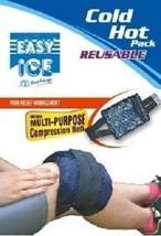 Easy Ice Cold/Hot Gel Packs With Belt. Multipurpose usage: Knee/Back/Elbow/Shoul - $22.94