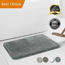 Walensee Bathroom Rug, Super Soft Microfiber Shaggy Bathroom Mat, Non-Sl... - $15.84