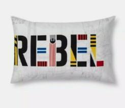 """Star Wars Ep. 9 Flyboy Pillowcase 1 Reversible PillowCase """"Rebel"""" 20""""x30... - $9.65"""