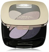 LOreal Paris Makeup Colour Riche Dual Effects Eye Shadow Choose Color Quad - $6.25