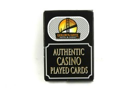 Golden Gate Hotel & Casino Official Playing Cards Played Las Vegas - $9.47