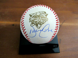DAVID CONE 2000 WSC NEW YORK YANKEES SIGNED AUTO WS 2000 GAME BASEBALL JSA  - $148.49