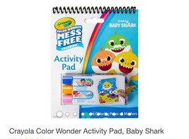 Baby Shark Activity Pad  Bundle of 3 All the same - $20.79