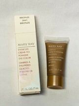 MARY KAY Eyesicles Creme to Powder Eye Color Bronze # 2661 NOS New in Box HTF - $14.44