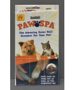 Paw Spa Pet Nail Groomer For Your Dog Or Cat Battery Powered - $16.99