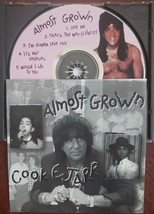 Cook E. Jarr 'Almost Grown' Autographed Promotion CD - $7.95