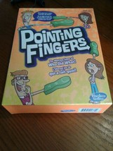 NEW Hasbro Pointing Fingers The Hilarious Game of Who Did What! Ages 12+ - $14.01