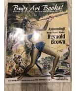 BUD'S ART BOOKS 905p catalog Reynold Brown art Bud Plant 2009 - $13.46