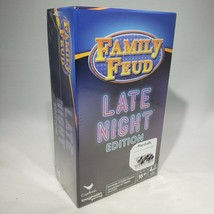 Family Feud Late Night Edition Game Adult Fun by Cardinal Ages 16+ 3+ Pl... - $15.95
