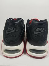 New Nike Air MAx Correlate Leather Running Black 518292 060 Mens Shoes 13 Rare image 5