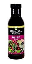 Walden Farms Calorie Free Dressing - Asian 12 fl oz BottleS