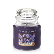 Yankee Candle Midnight Lilac Medium Jar Candle - $25.00