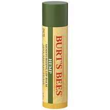 Burts Bees H emp Moisturizing All Natural Lip Balm Gloss Chap Stick - $5.50