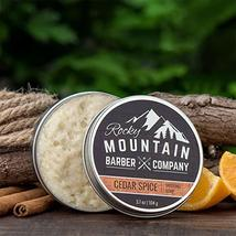 Shaving Soap - Traditional 100% Natural Cedar Spice Shave Soap - Long Lasting 3. image 9
