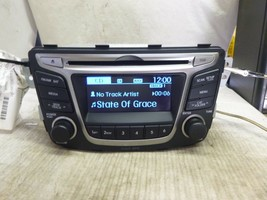 15 16 17 Hyundai Accent Radio Cd SAT Media Player 96170-1R111RDR Bulk 1007 - $67.32