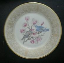 Lenox  Boehm Birds Mountain Bluebirds 1972 Collectors Plate - $19.39