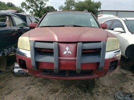 2005 Mitsubishi Endeavor Front Bumper Grill Grille Gril 2Pc Brush Guard image 1