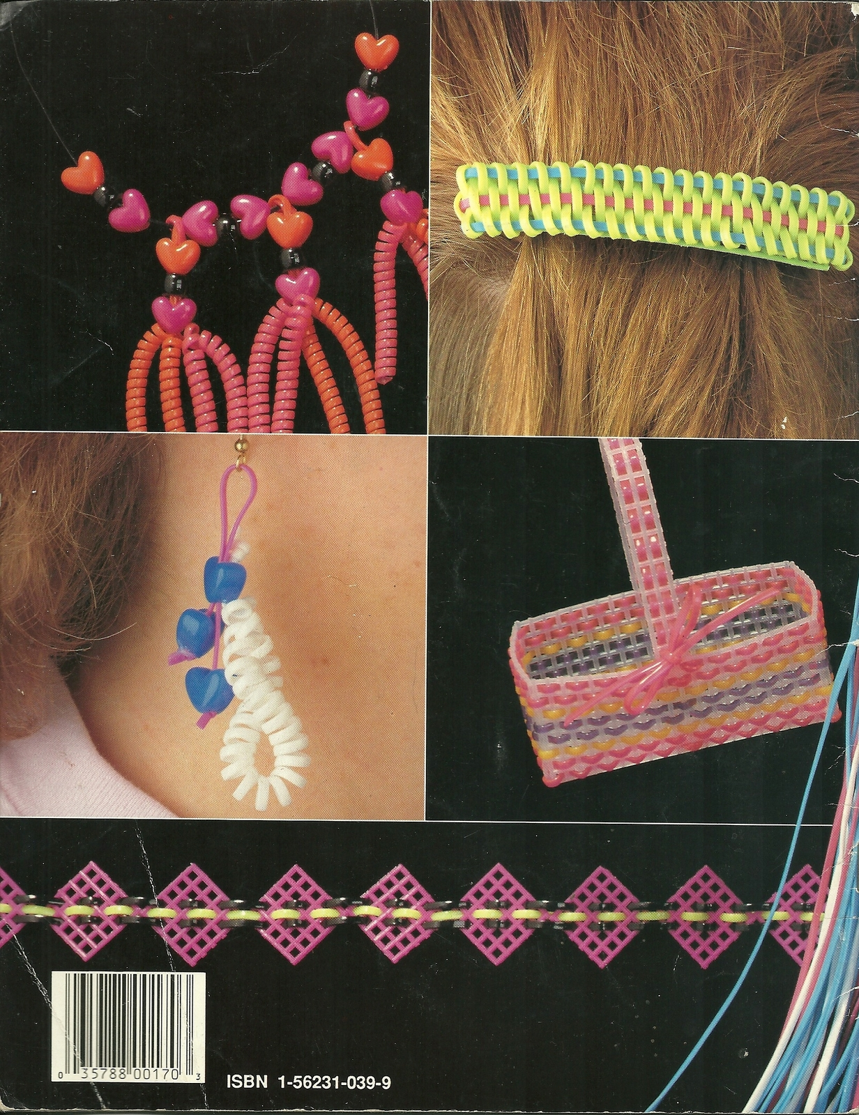 Braid It Curl It Twist and Twirl It Craft Book Hot Off The Press 170