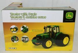 John Deere TBEK35633 Big Farm 7430 Tractor Duals Lights Sounds image 5
